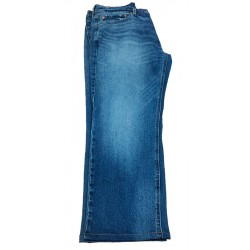 Men's Jean Hem Altered